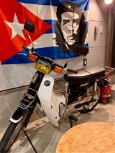 R-58さんのスーパーカブ 90 カスタム メイン画像