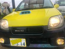 てつや@ハイオクタン東方痛車さんの愛車:スズキ Keiワークス