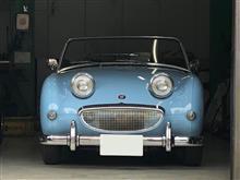 Baby Blueさんのヒーレー・スプライト Mk-I メイン画像