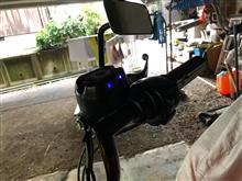 鈴木キャリ男さんのスポーツスターXL883 インテリア画像