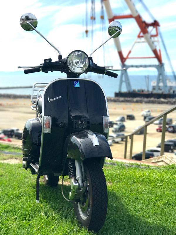 hiyoriyama5さんのベスパ PX125 Euro3