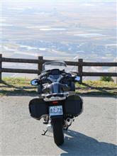 ハイパパさんのBMW_R1200RT リア画像