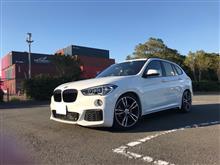 みやび@F48さんの愛車:BMW X1