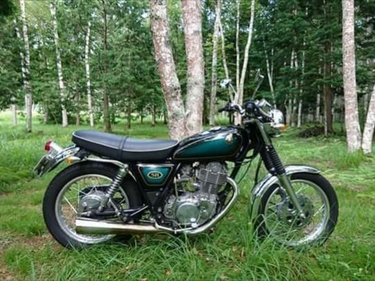 namazさんのSR500