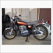 くろペガさんのSR400 40周年 記念モデル