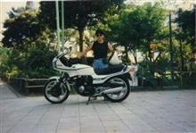 ネコヤマさんのCBX550F メイン画像