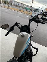 evisuちゃんさんのXL1200NS/アイアン1200 インテリア画像