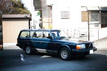 fukurou2さんの240 ワゴン 左サイド画像