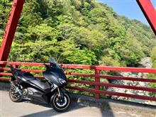 Oyadi RiderさんのT-MAX530 左サイド画像