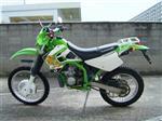 カワサキ KDX-220SR