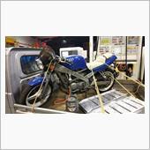 働くGT車さんのVT250 SPADA (スパーダ)