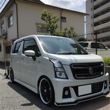 なっと~0216さんのWAGON_R_STINGRAY_HYBRID