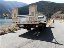 ムームームーさんのデルタトラック リア画像