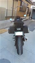 """""""雪風""""さんのZ900 リア画像"""