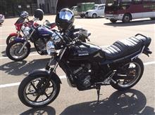 jade250cb-fさんのジェイド(バイク) 左サイド画像