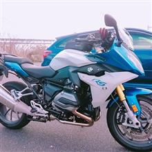 元kawasakiさんのR 1200 RS 左サイド画像