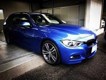 kick..さんの愛車:BMW 3シリーズ ツーリング