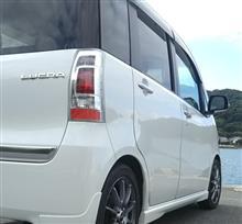 特別車 勇神丸さんのルクラ 左サイド画像
