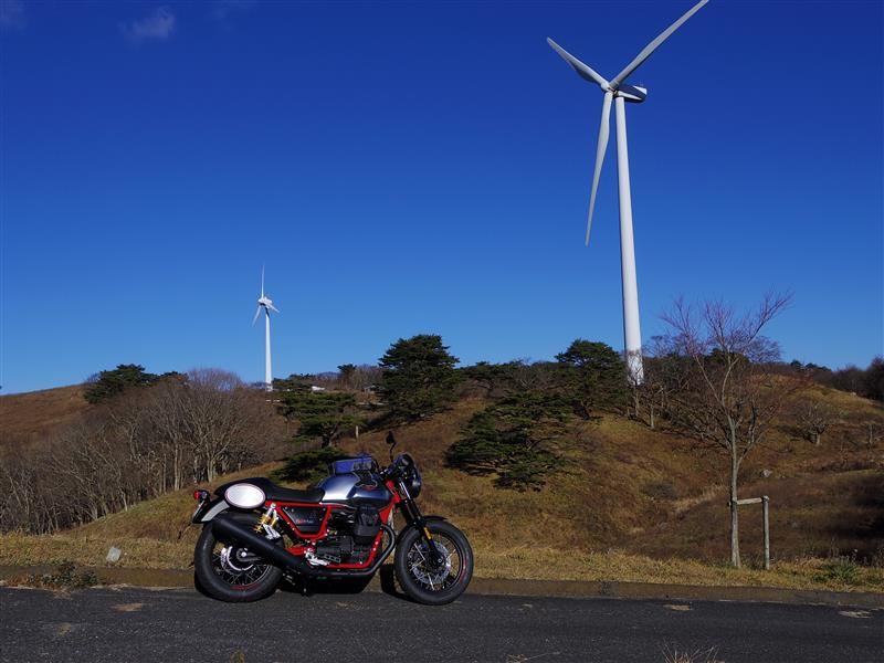 tosibo☆さんのV7III Racer