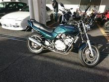 180SX & JADEさんの愛車:ホンダ ジェイド(バイク)