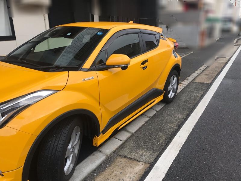 トヨタ C-HRハイブリッド