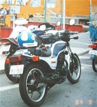 nassauさんのGPz250 メイン画像