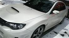 かぢゅさんの愛車:スバル インプレッサ WRX STI