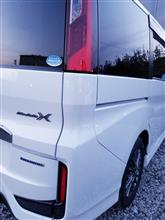 ModuloX 1110さんのステップワゴンハイブリッド モデューロX リア画像