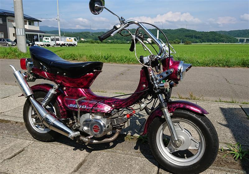 スズキ ランディー50