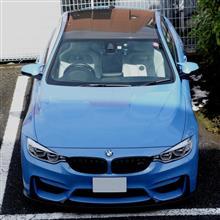 ジョーヌさんの愛車:BMW M4 クーペ