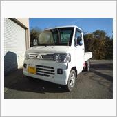 瀬良さんのミニキャブトラック