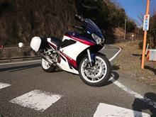生獣さんの愛車:ホンダ VFR800F
