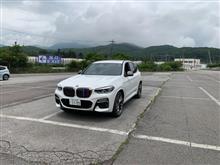 のあシェリさんの愛車:BMW X3