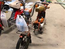旧ミニバイク野郎さんのジェイド(バイク) 左サイド画像