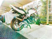 ラトソールさんの愛車:ホンダ CB1300 SUPER FOUR (スーパーフォア)