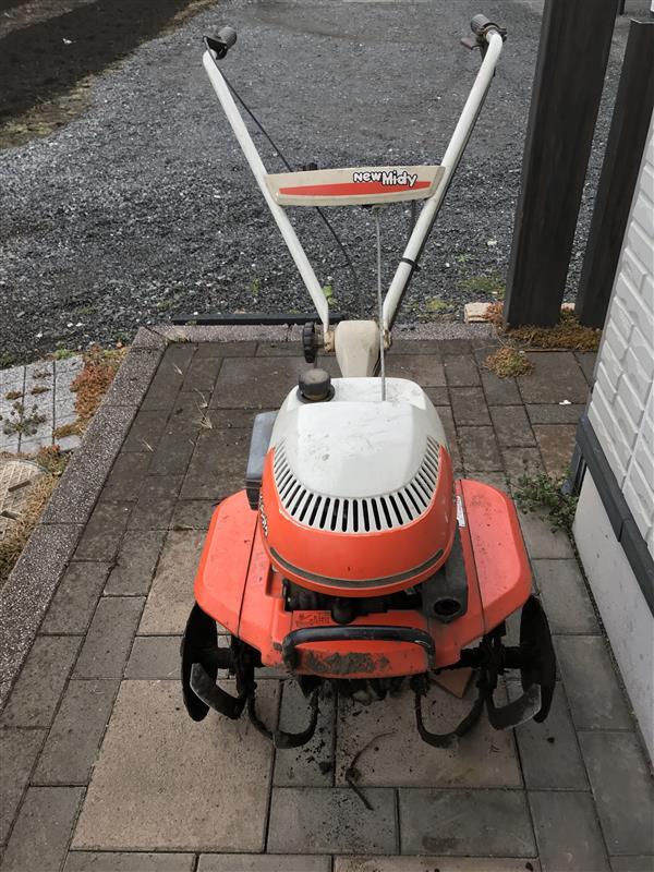 クボタ 耕運機