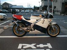 kakky748さんの88'NSR250 左サイド画像