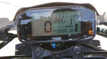 ワンコカーさんのGSX-S125 ABS インテリア画像