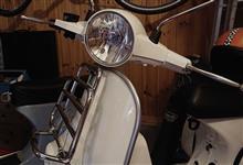 シルバ~亀亀さんのベスパ PX125 Euro3 メイン画像