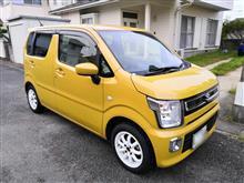 hasikenさんの愛車:スズキ ワゴンR