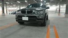 ★ダディさんの愛車:BMW X5