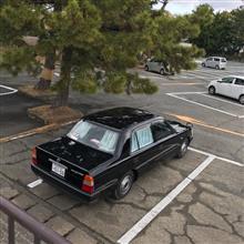 山口タクシーさんのクラウンコンフォート リア画像
