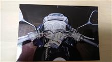 くろまめRSさんのTDM850 左サイド画像