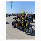 マロン田一郎さんのGSX-S1000 ABS