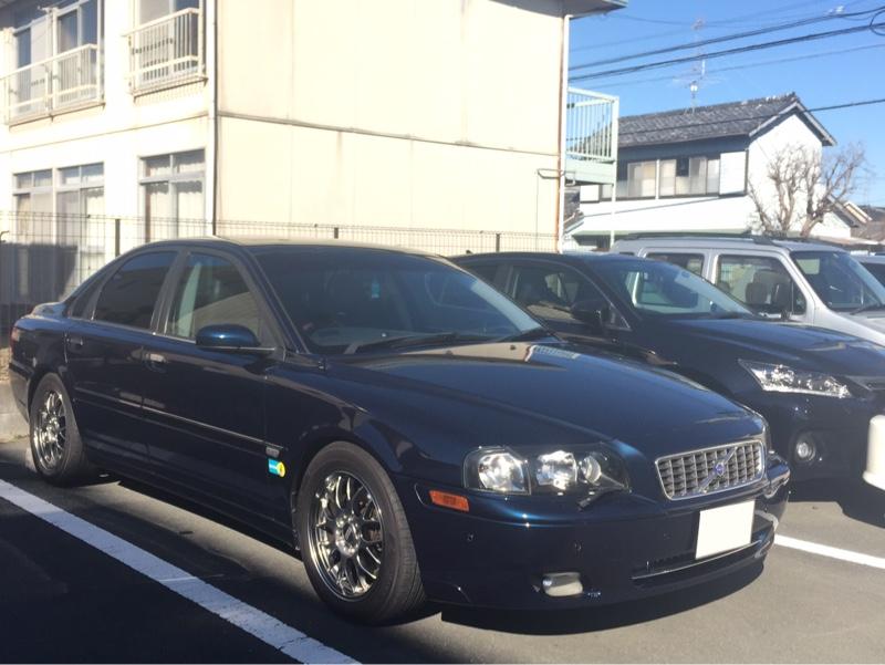シマヅさんのS80