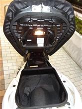 安全運転・安心運転実行中さんのスカイウェイブ400 左サイド画像