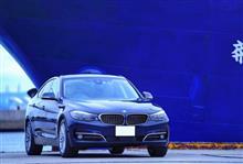 takuya@さんの愛車:BMW 3シリーズグランツーリスモ
