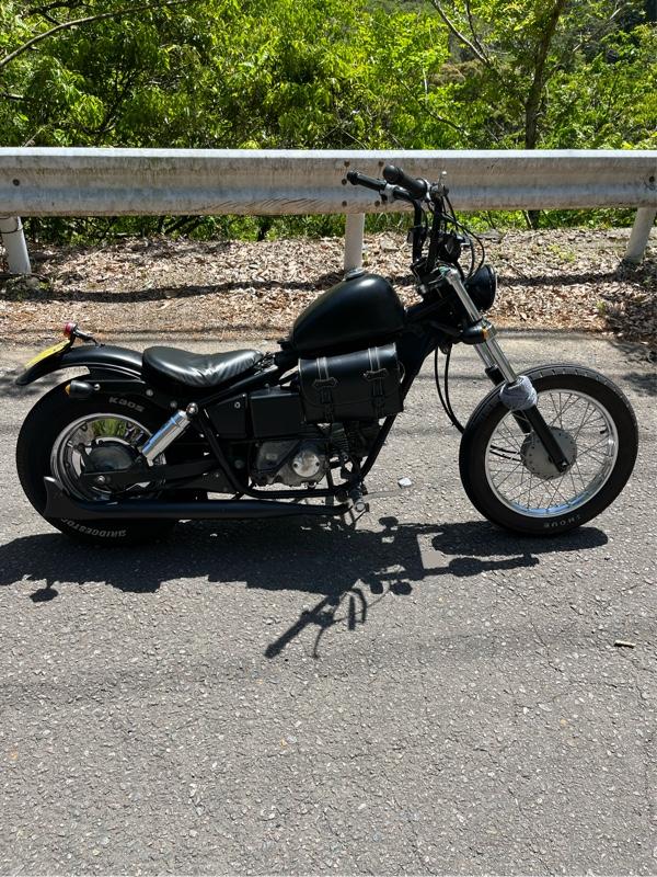 Ryoumapapaさんのジャズ(バイク)