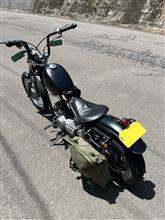 Ryoumapapaさんのジャズ(バイク) リア画像