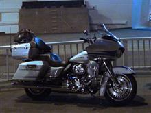 心花S2000さんのロードグライド ウルトラ 左サイド画像